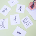Tips for brainstorming