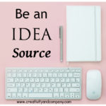 Become an idea source