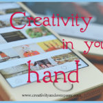 Creativity in your hand