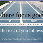 Where focus goes…