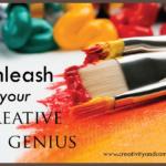 Unleash your creative genius