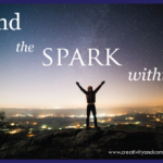 Finding the spark within