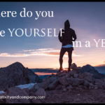 Where do you see your self in a year?