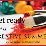 Get ready for a creative summer