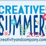 Creative Summer Week 3